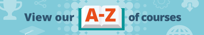 A-Z book of courses
