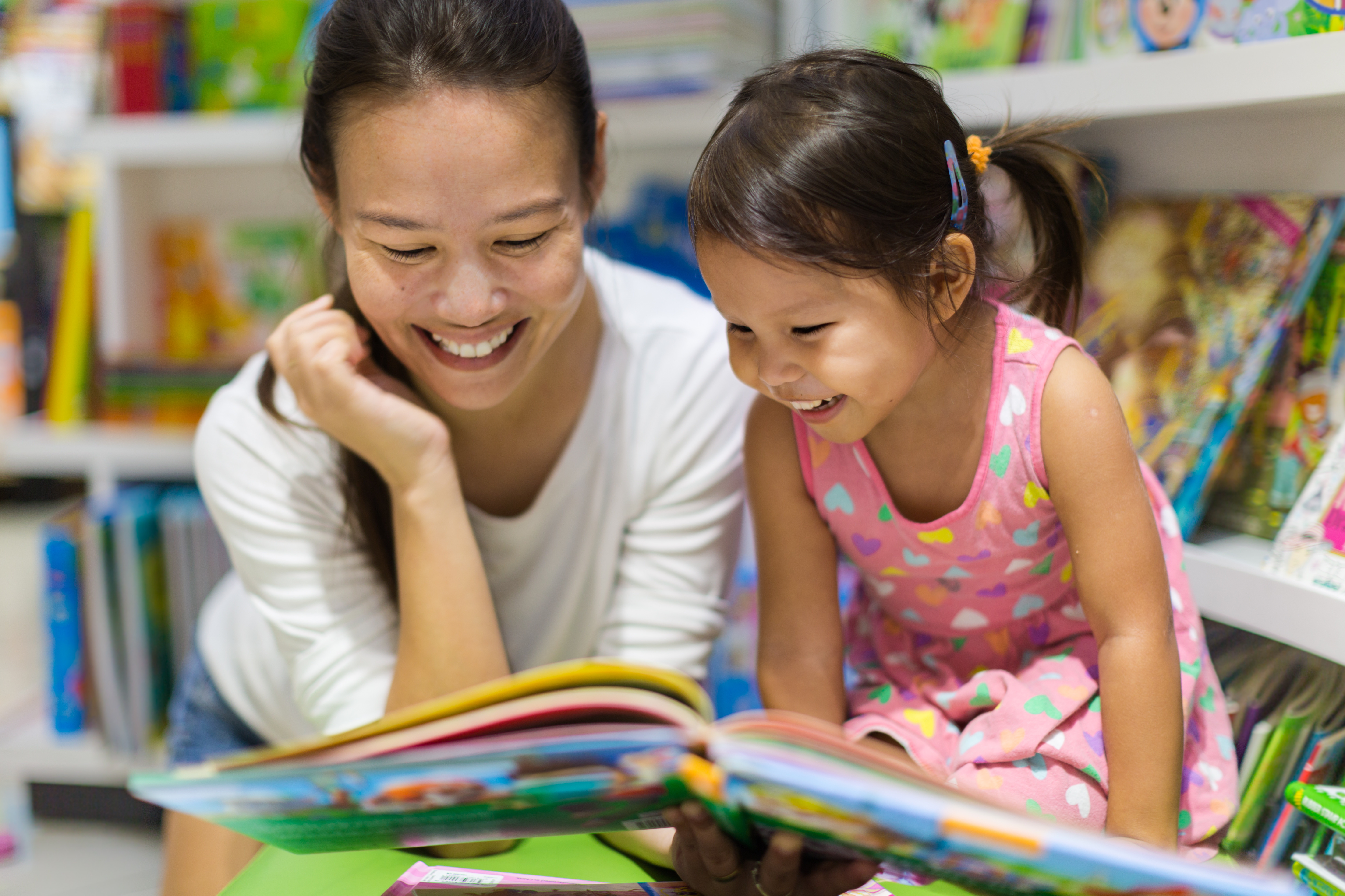 The Art of Storytelling in Early Years Education