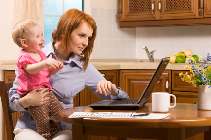 Ideas For Mums Looking To Start A Business From Home