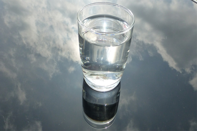 balanced diet water