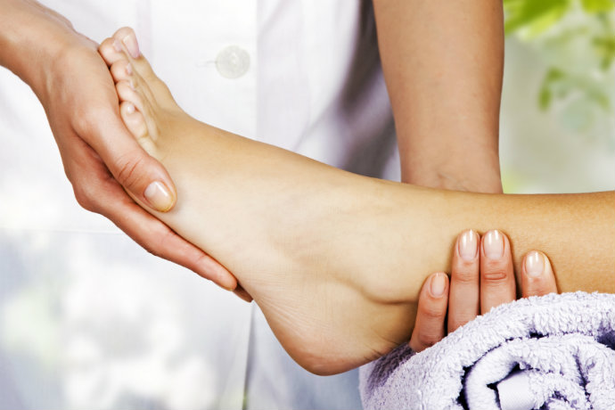 foot health practitioner