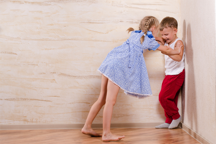 Aggression in Children: How to Deal With It