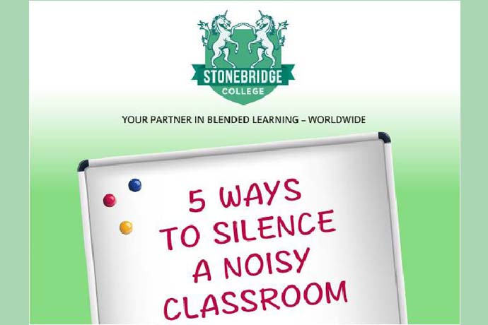 5 ways to silence a noisy classroom