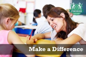 Teaching Assistants Make a Real Difference