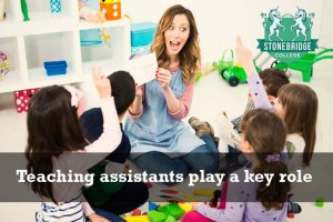 The importance of teaching assistants