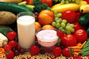 5 key principles of nutrition