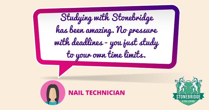 Stonebridge College reviews. Nail Technician feedback.
