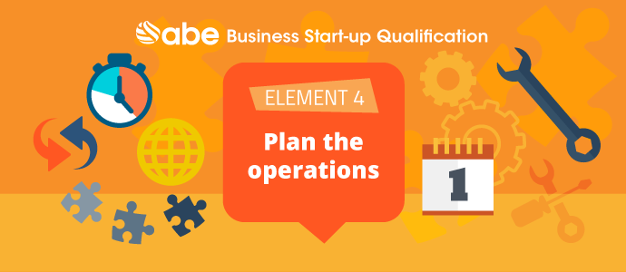 Your Start Up Journey – Plan the Business Operations