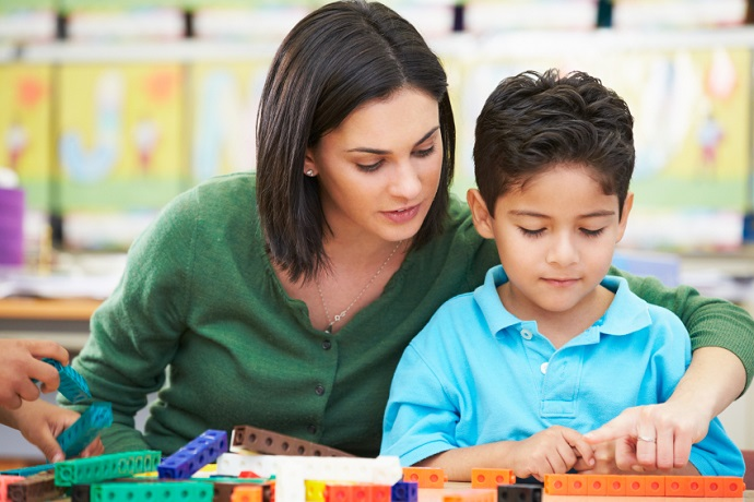 Discover how to become a special needs teaching assistant and support children in school