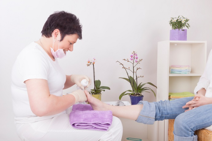 Foot care practitioner training will give you the confidence to start a new career