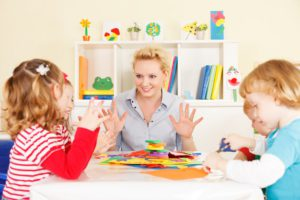 Become a preschool assistant through online training