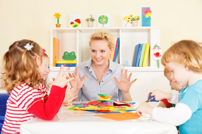 What skills do you need to become an early years practitioner?