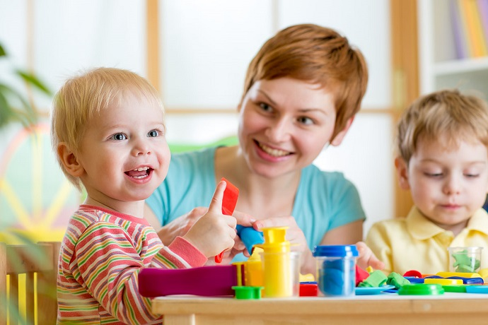 Level 3 childcare course