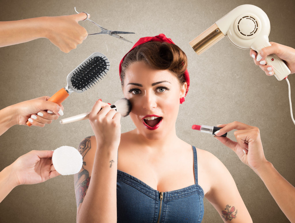 Become a beautician with a 19+ Advanced Learner Loan