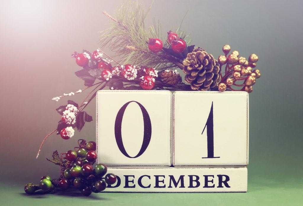 December advent calendar