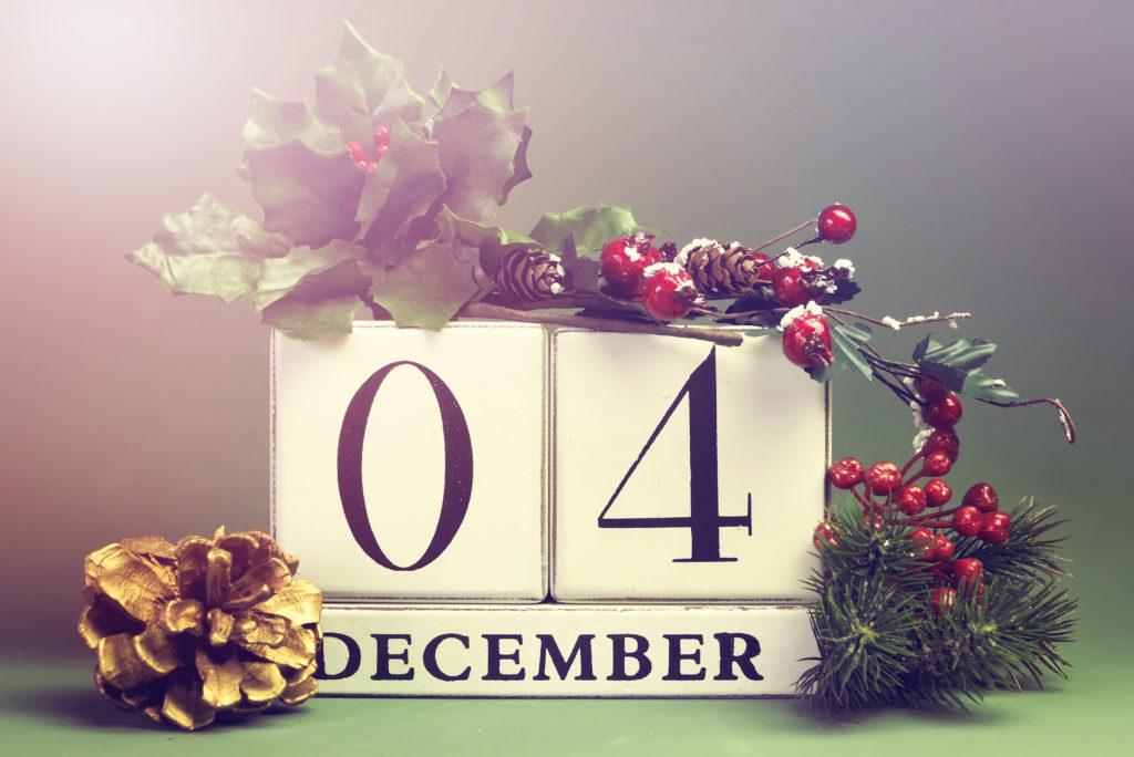 December 4 advent calendar