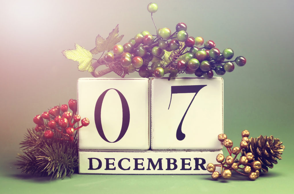 December 7 Advent Calendar
