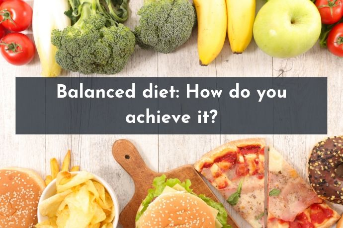 The 7 Components of A Balanced Diet