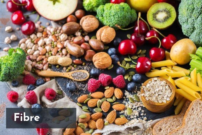 fibre in food