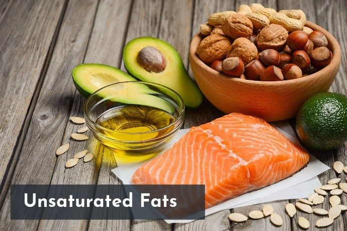 unsaturated fats sources