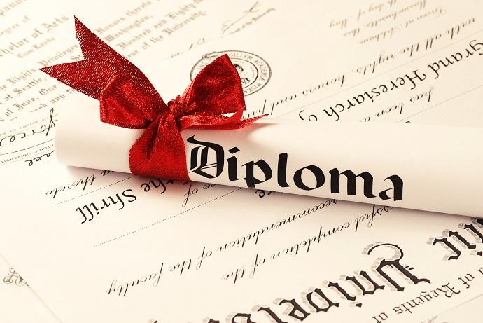 RQF Qualification diploma