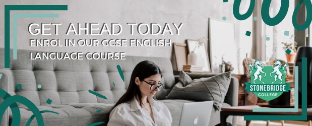 Stonebridge | Should I Take GCSE English Language | CTA