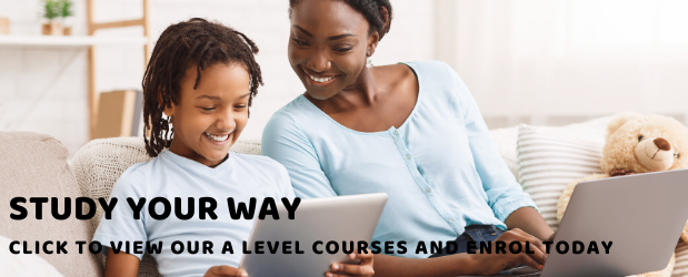 Stonebridge | Can you do A Levels at Home | Enrol Today