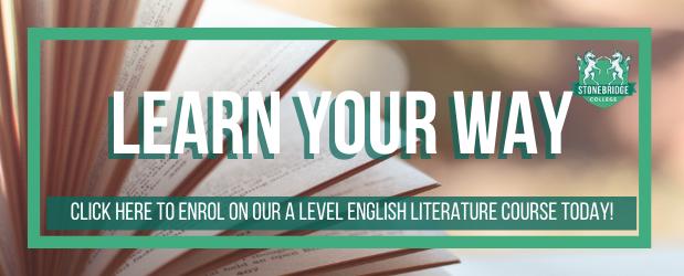 SAC - Should I study A Level English Literature - CTA