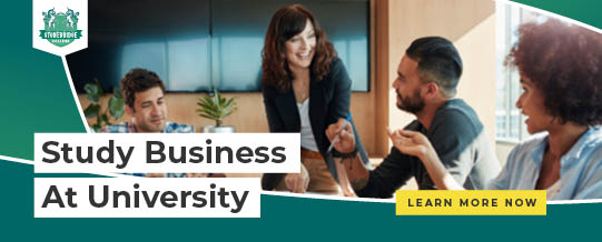 Study Business at University