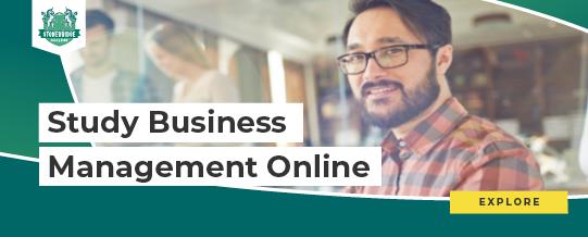 Study Business Management Online