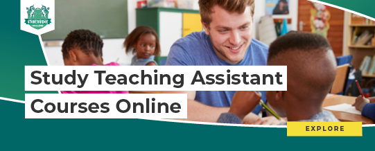 Study a Teaching Assistant Course Online