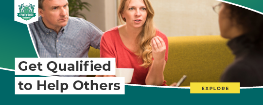 Stonebridge - Get qualified to help others with mental health issues