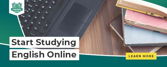 Stonebridge - Start by studying English online