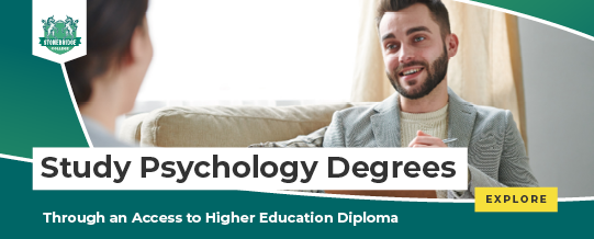 Stonebridge - Become a Clinical Psychologist - Start with an Access to HE Diploma