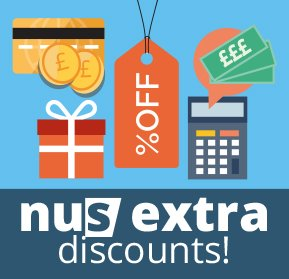 Benefits of NUS extra