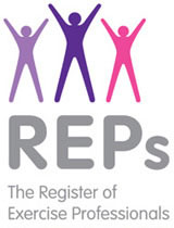 Register of Exercise Professionals (REPs)