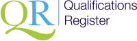 Qualifications Register logo