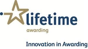 Lifetime Awarding logo